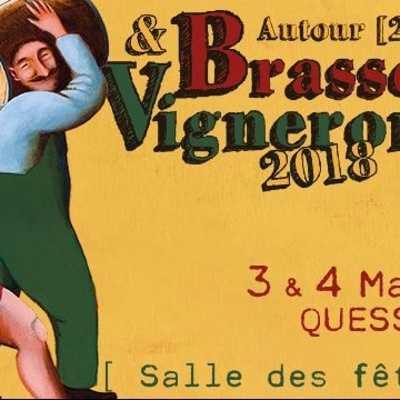 Brasseurs & Vignerons « Autour [2.2] Verres » samedi 3 et dimanche 4 mars