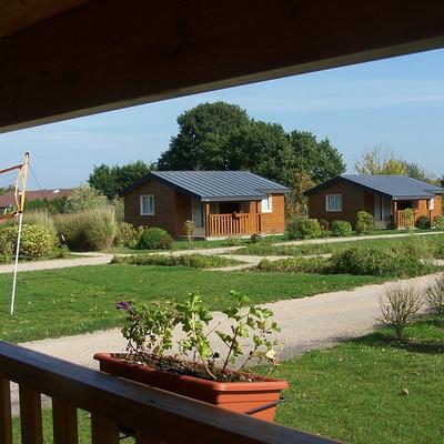 Camping intercommunal La Tourelle**à Moncontour