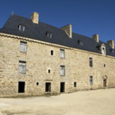 Le château de la Roche Rousse (Propriété privée)