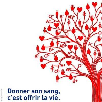 Collecte de sang, lundi 11 septembre, 14h30 à 19h