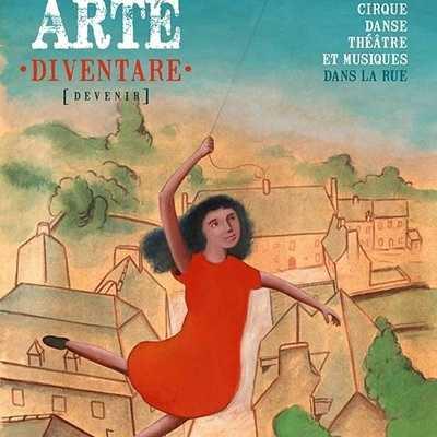 Festival Rue Dell Arte samedi 2 septembre