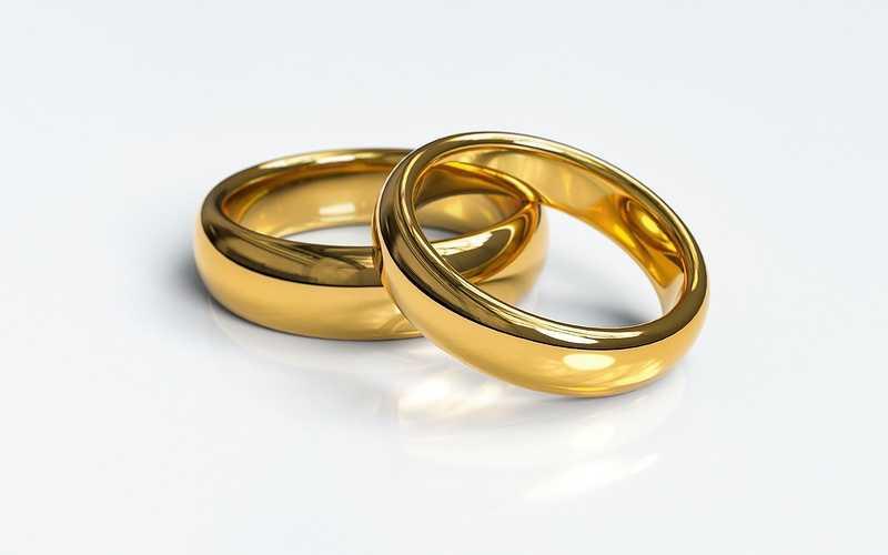 Mariage civil 0