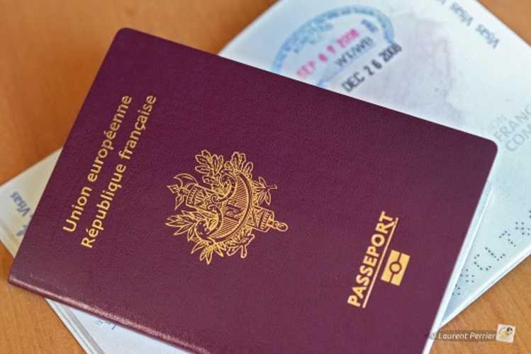 Passeport biométrique 0