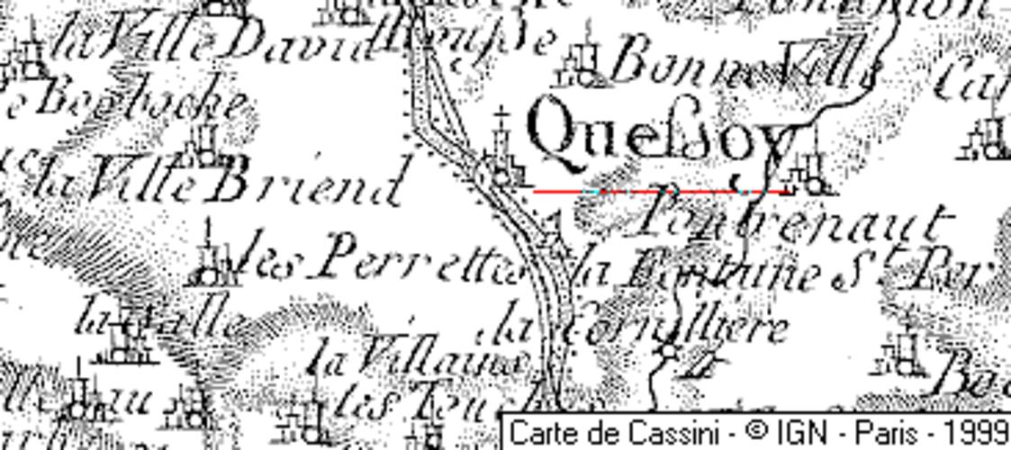 L'Hôpital, ancienne commanderie de Quessoy quessoy22