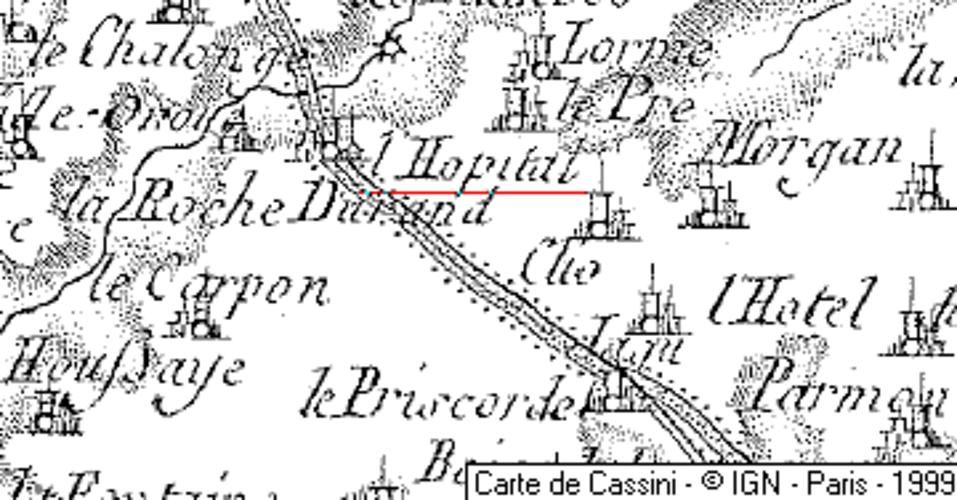 L'Hôpital, ancienne commanderie de Quessoy quessoyhopital22