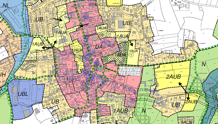 Révision du Plan Local d'Urbanisme : réunion publique jeudi 15 juin imageillustrationplu