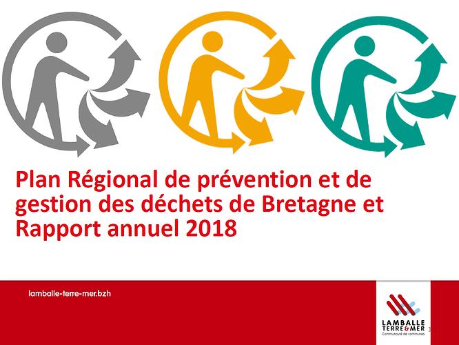 Rapport annuel du Service Public d''élimination des déchets 2018 0