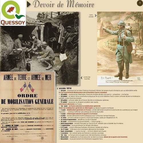 """Exposition """"Devoir de Mémoire"""" 0"""
