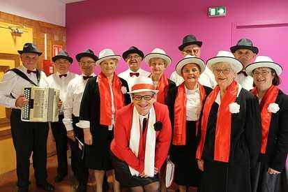 Groupe de la Jeunesse Chorale 0